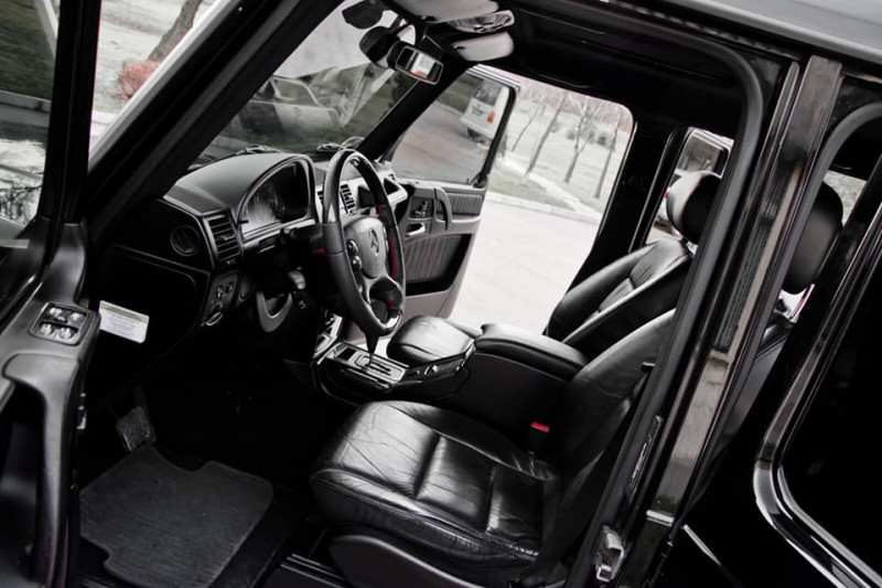 Mercedes-Benz G 500 - image 9