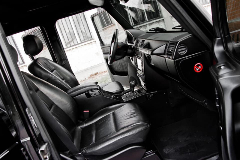 Mercedes-Benz G 500 - image 11