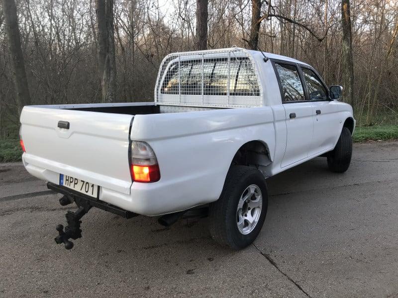Mitsubishi L200 - image 8