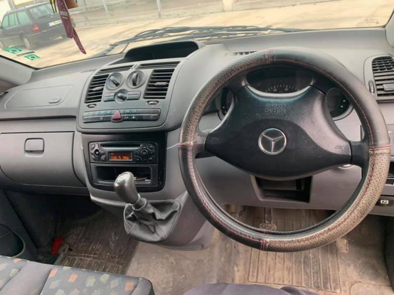 5- Mercedes-Benz Vito