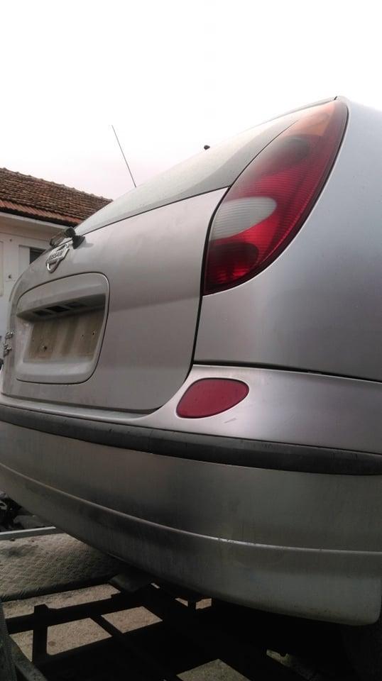Nissan Almera Tino - image 1