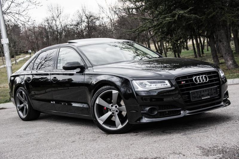 Audi A8 - image 5