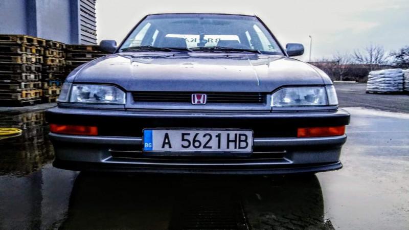 Honda Concerto - image 4