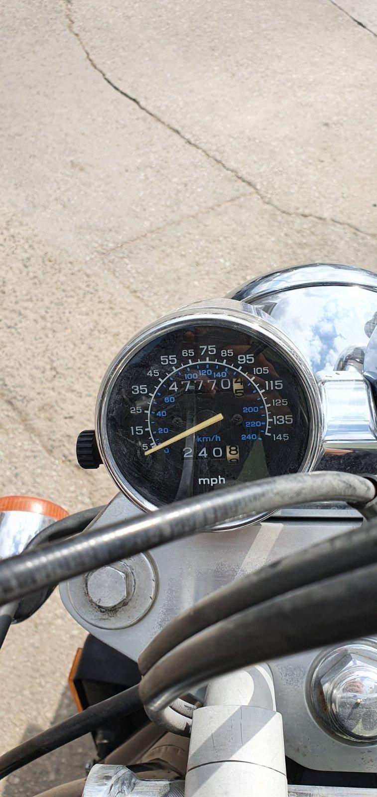 2- Honda Magna