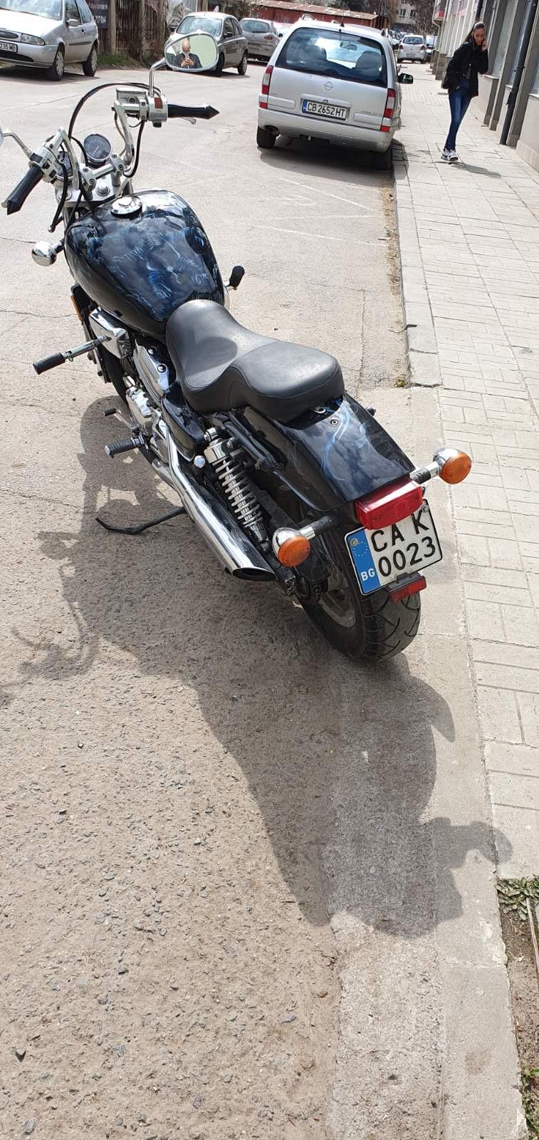 9- Honda Magna