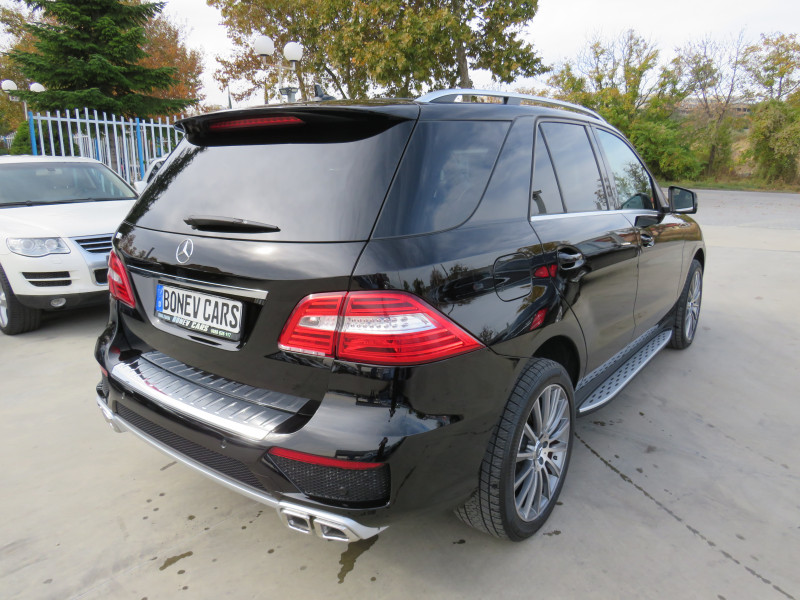 Mercedes-Benz ML 350 - image 5