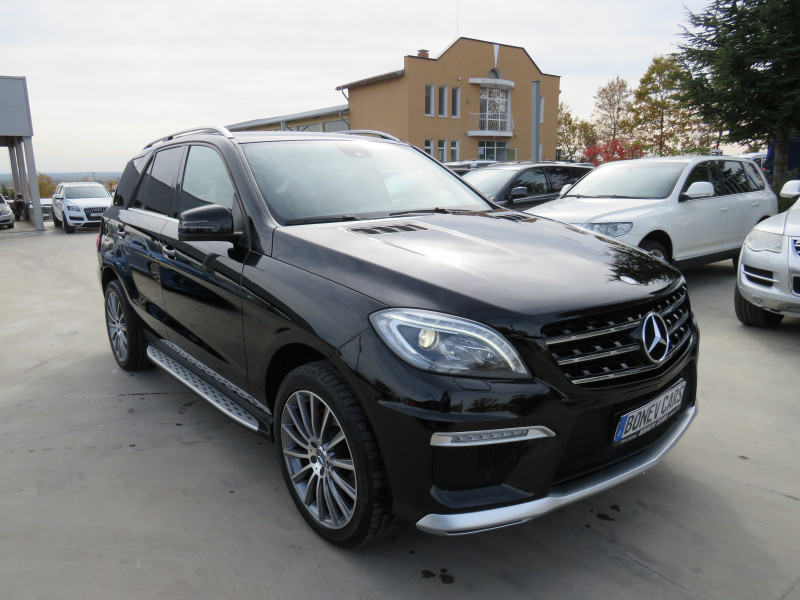 Mercedes-Benz ML 350 - image 3