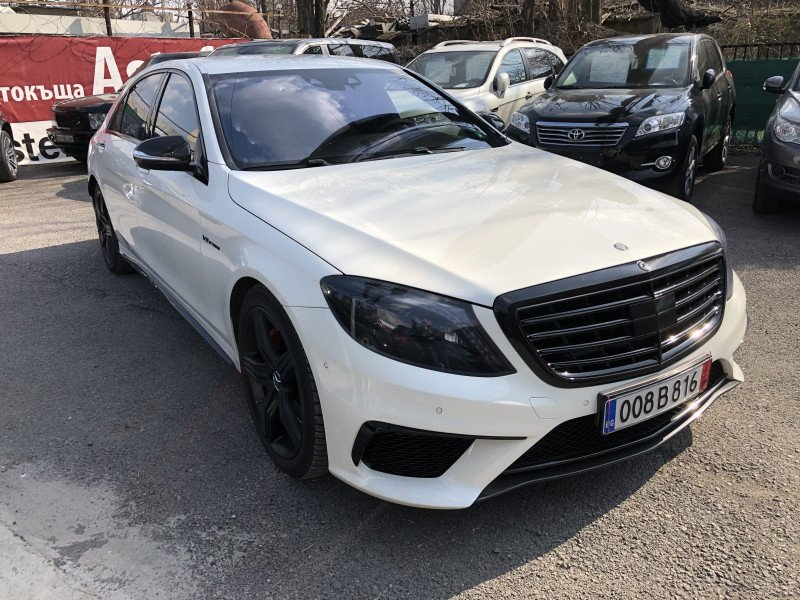 Mercedes-Benz S 63 AMG - image 1