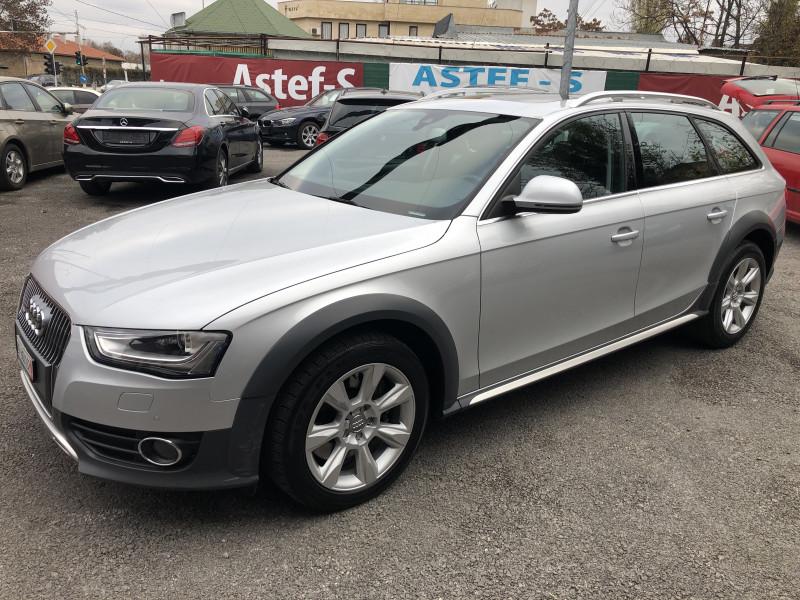 Audi A4 Allroad - image 6