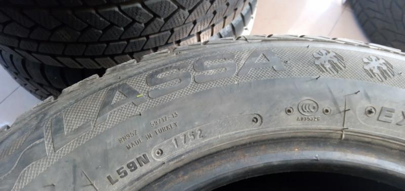 Продавам зимни гуми-LASSA