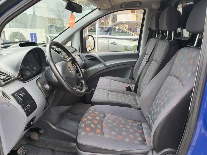 9- Mercedes-Benz Vito