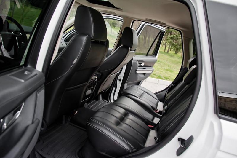 Land Rover Range Rover Sport - image 9