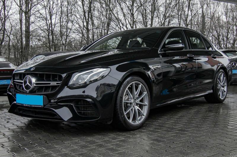 Mercedes-Benz Е 63 AMG