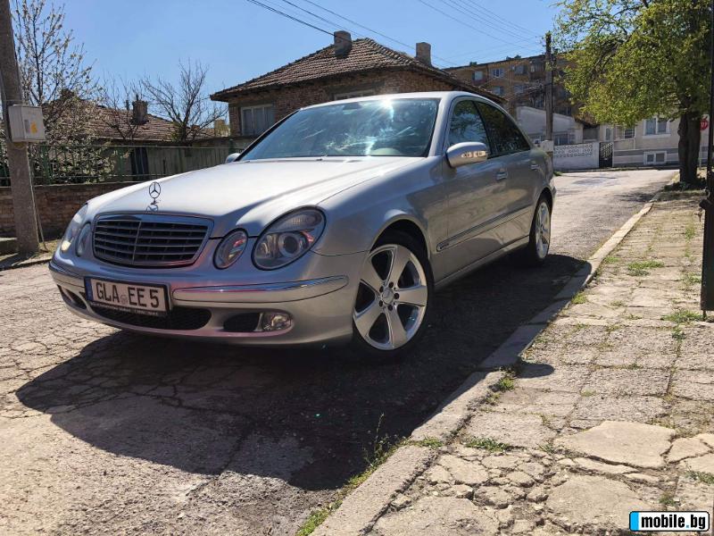 Mercedes-Benz Е 270