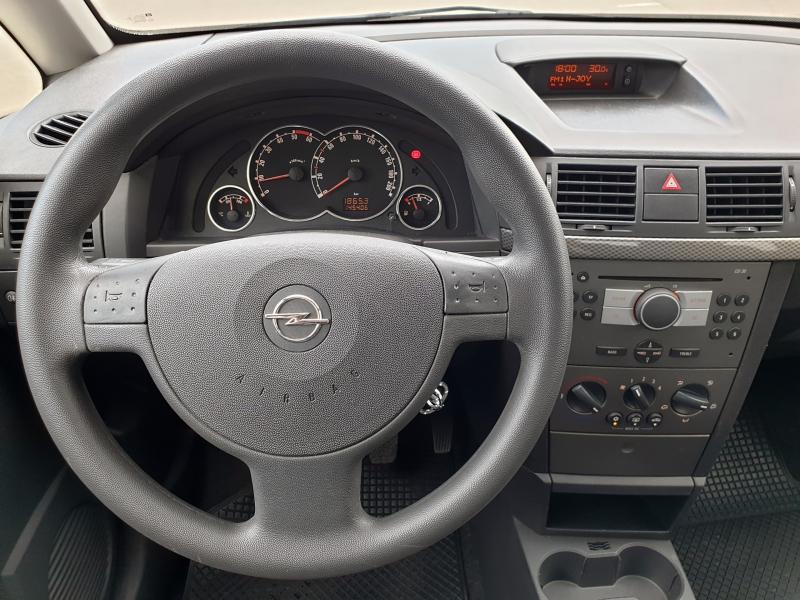 Opel Meriva - image 10