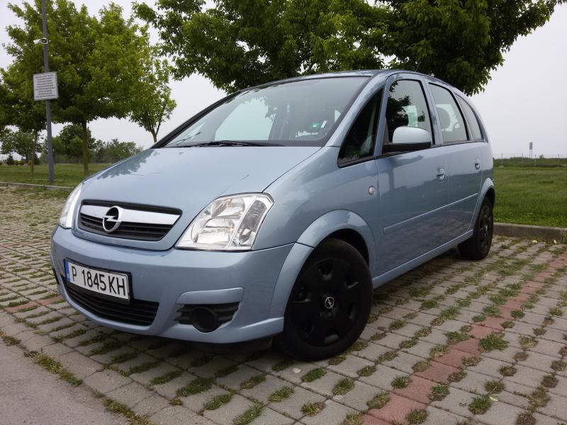 Opel Meriva - image 2