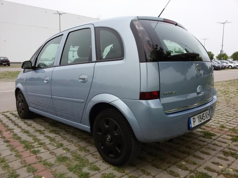 Opel Meriva - image 6