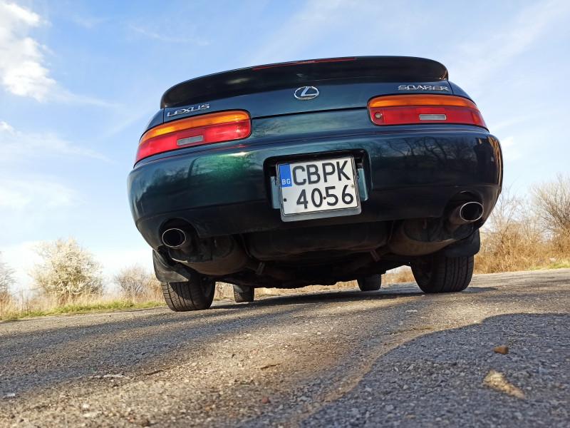 Toyota Soarer - image 7