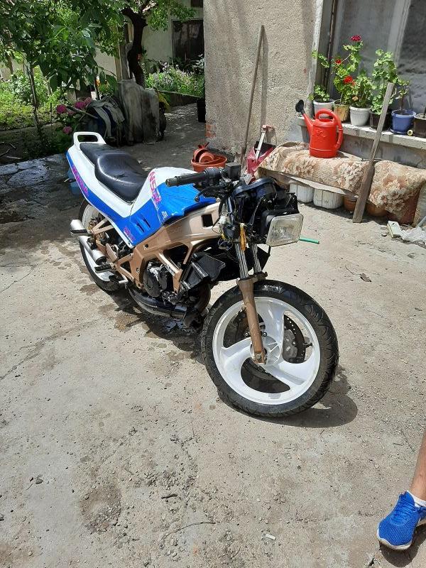 6- Honda Nsr