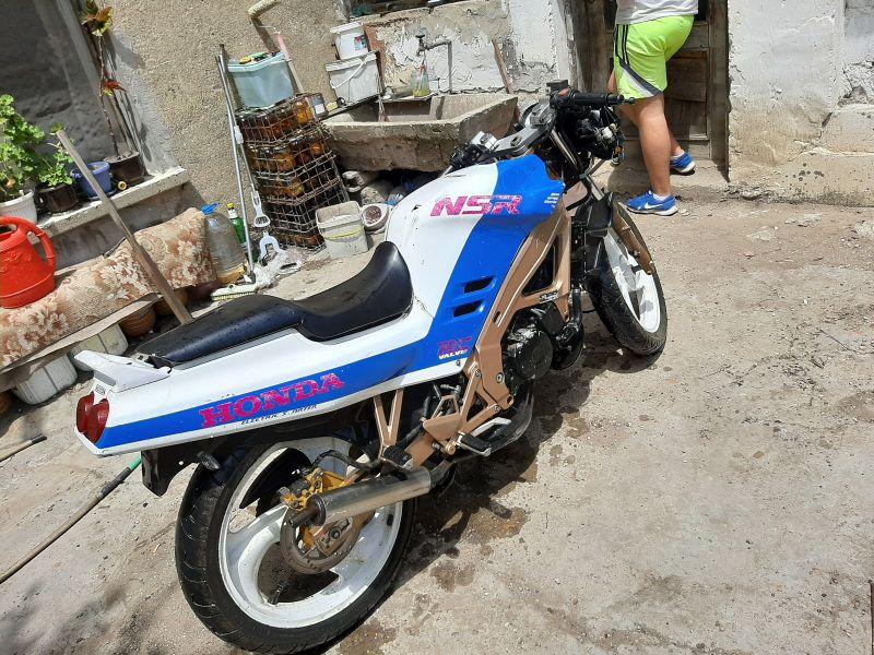7- Honda Nsr