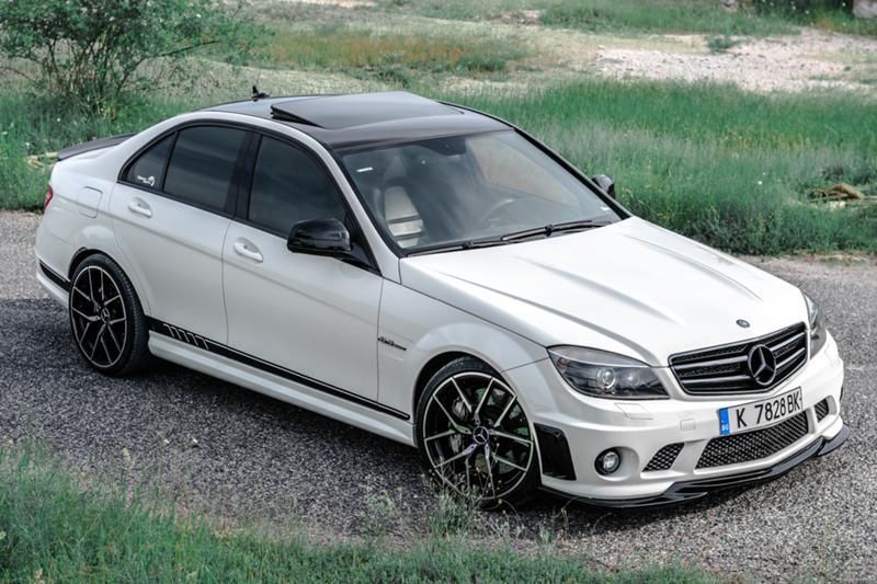 Mercedes-Benz C 63 AMG - image 2