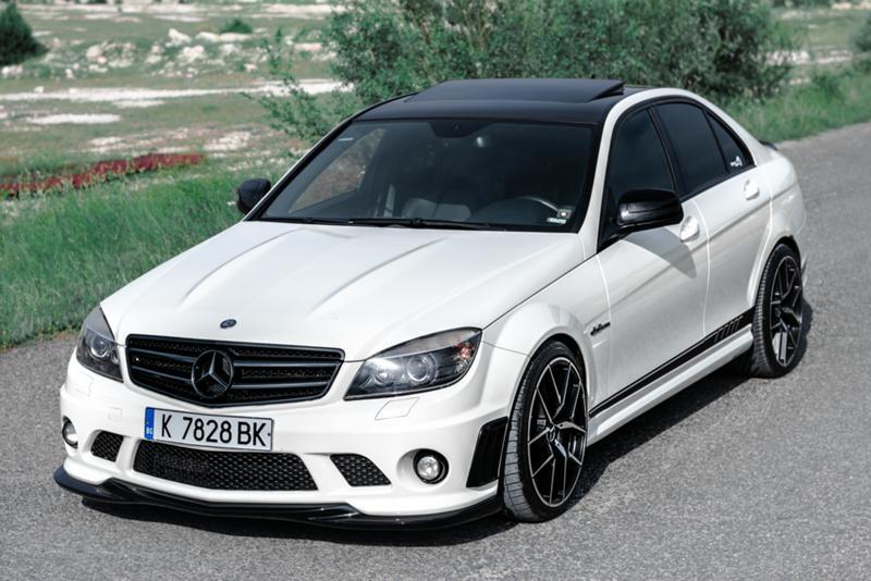 Mercedes-Benz C 63 AMG - image 1
