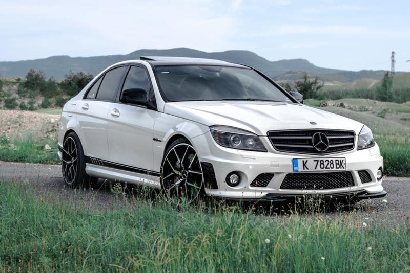 Mercedes-Benz C 63 AMG - image 7