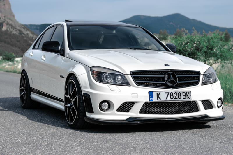 Mercedes-Benz C 63 AMG - image 4