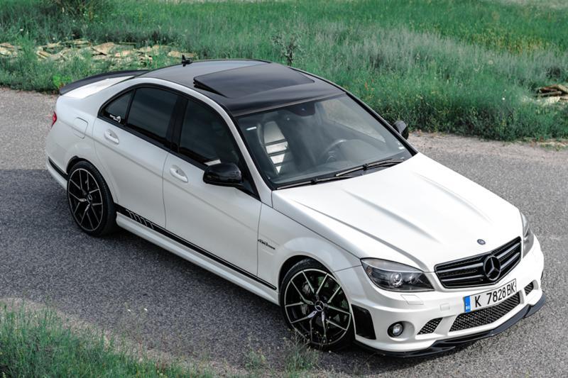 Mercedes-Benz C 63 AMG - image 9