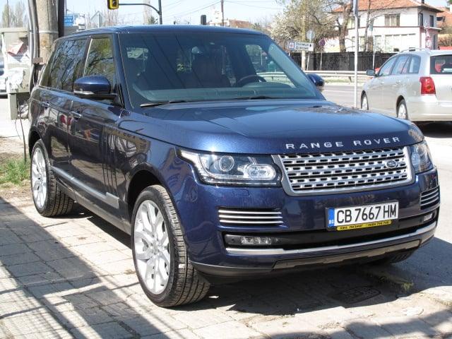 Land Rover Range Rover Vogue - image 2