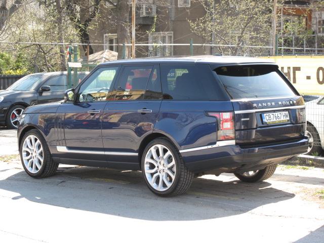 Land Rover Range Rover Vogue - image 3