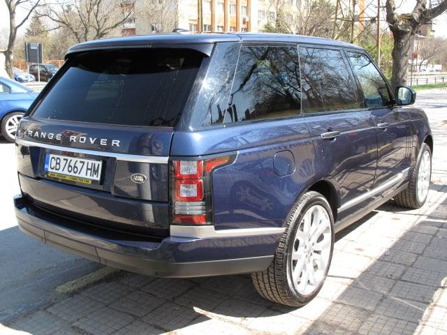 Land Rover Range Rover Vogue - image 4