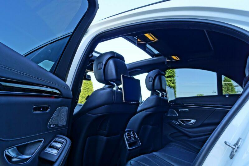 Mercedes-Benz S 350 - image 6