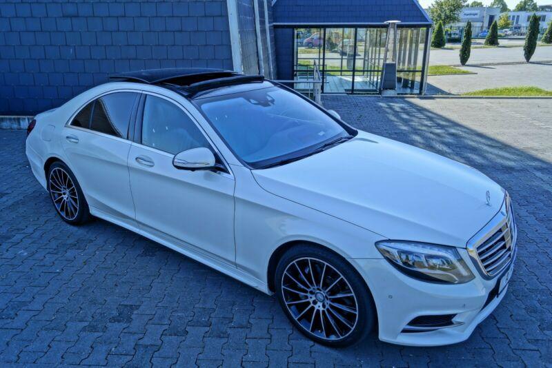 Mercedes-Benz S 350 - image 9