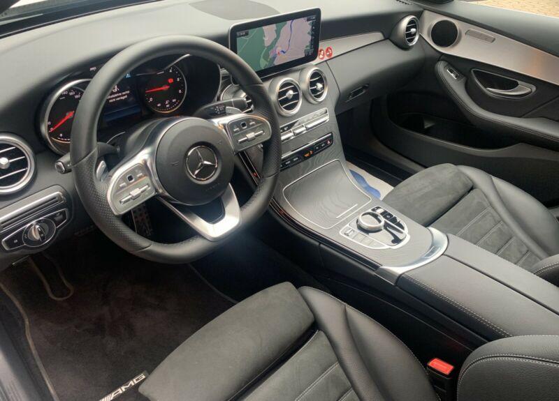 Mercedes-Benz C 220 - image 4