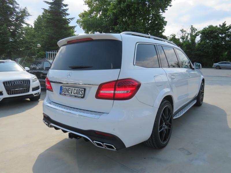 Mercedes-Benz GLS - image 5