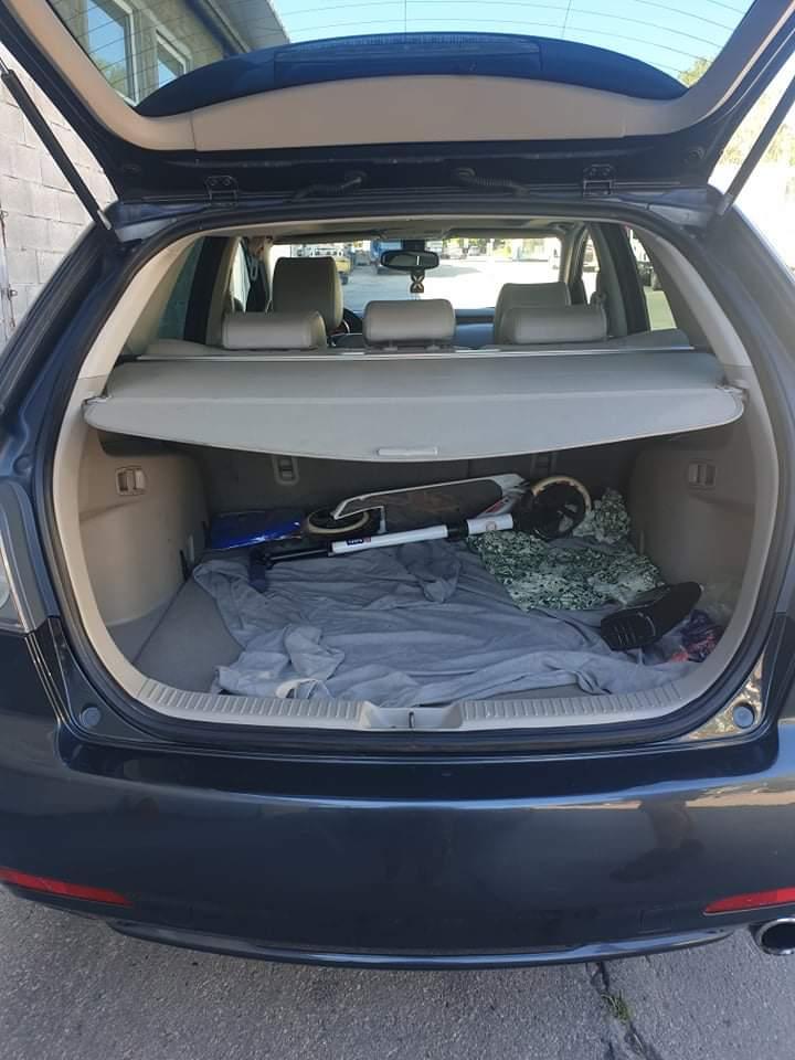 Mazda CX 7 - image 9