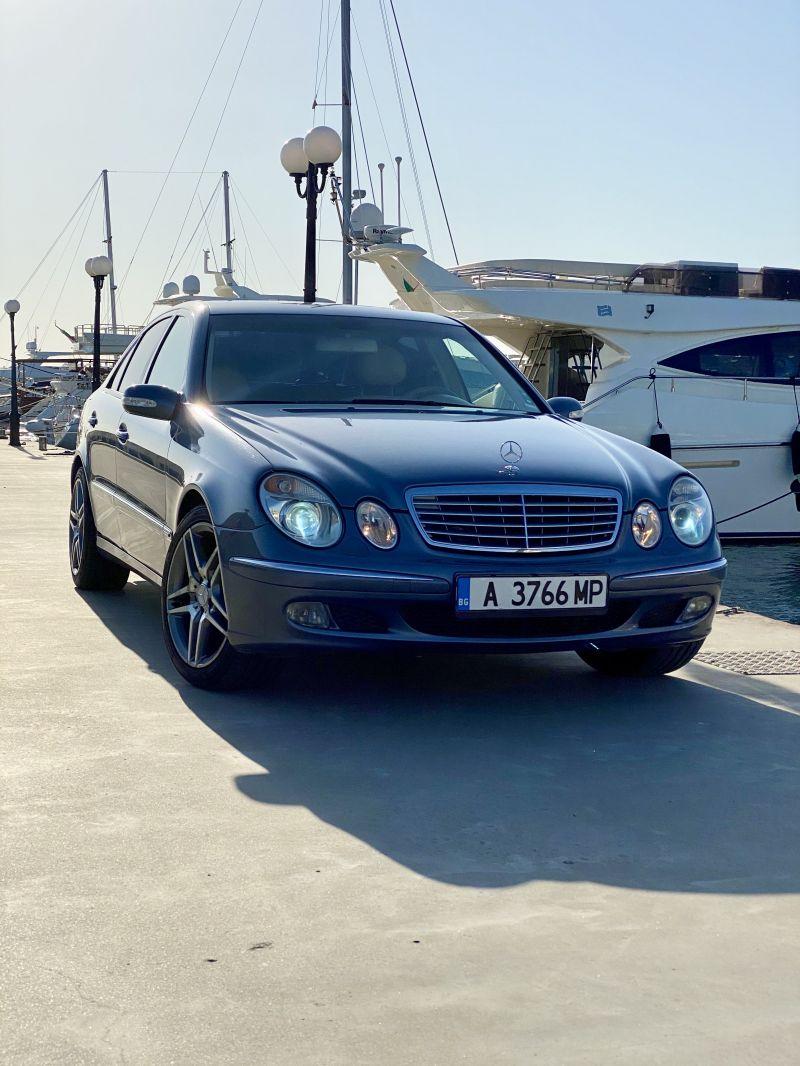 Mercedes-Benz Е 320 - image 1