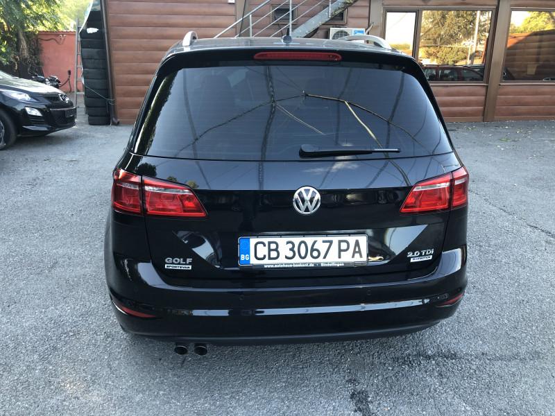 VW Golf Sportsvan - image 4