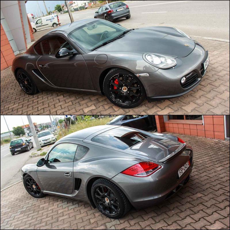 Porsche Cayman - image 7