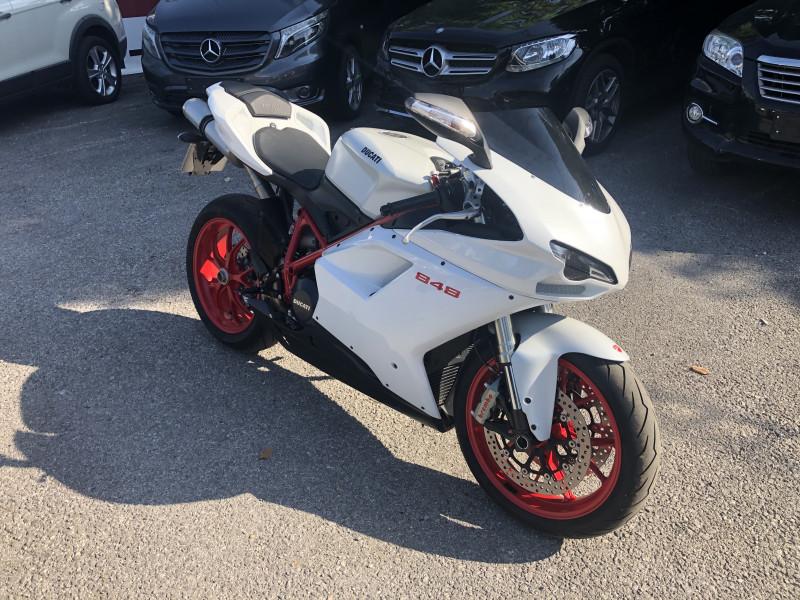 3- Ducati 848