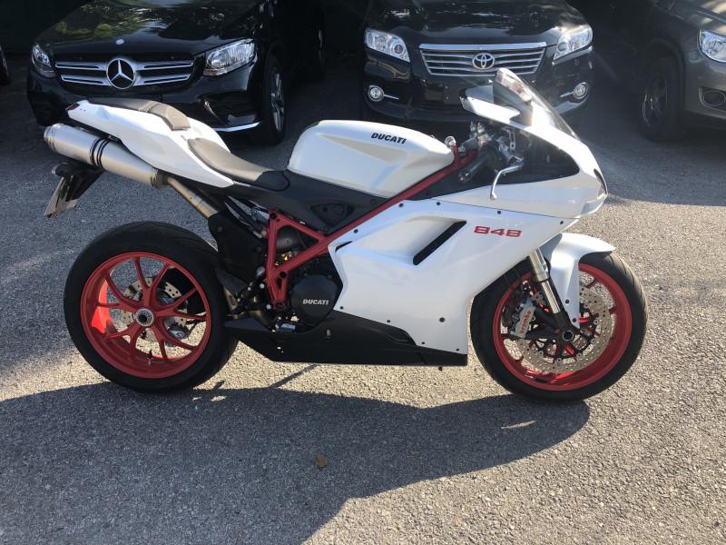 1- Ducati 848