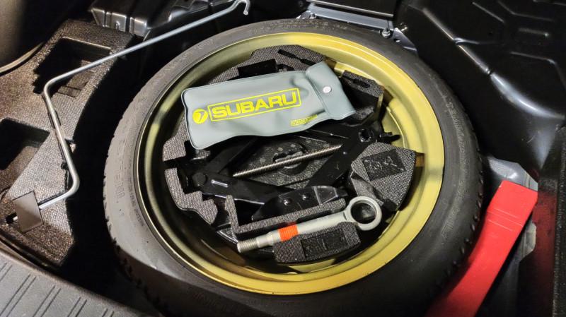 Subaru Impreza - image 8