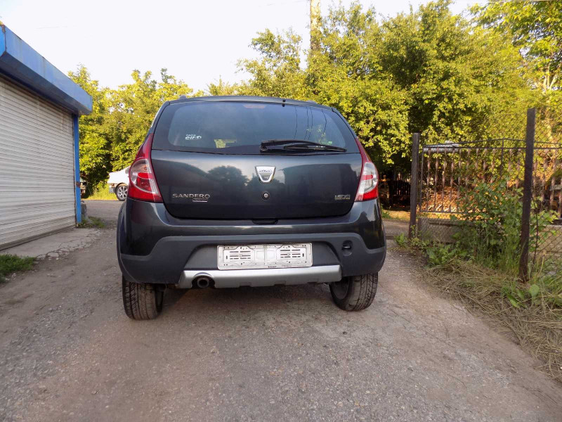Dacia Sandero - image 9