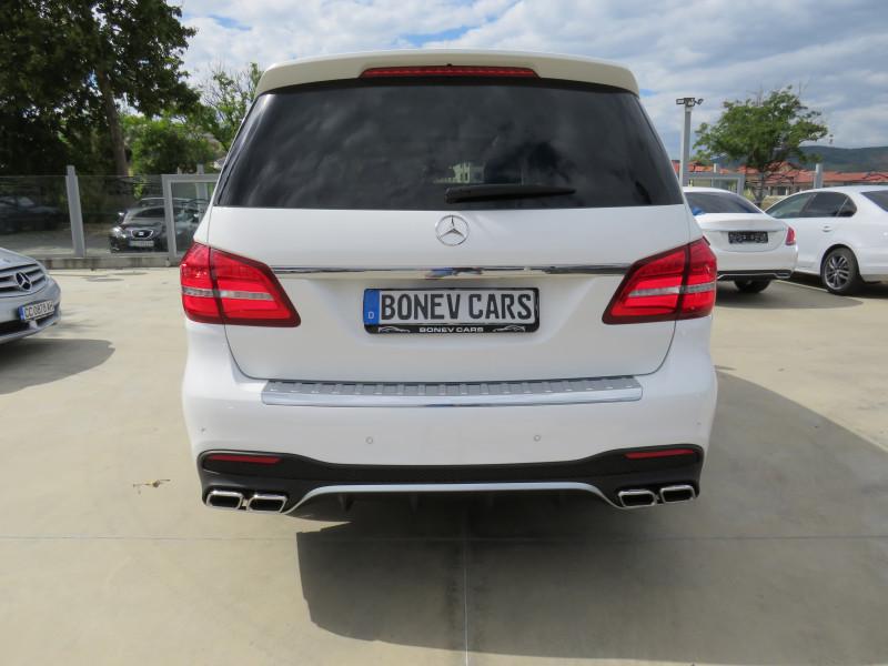 Mercedes-Benz GLS - image 7