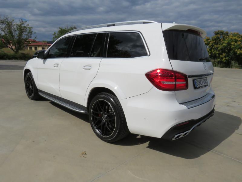 Mercedes-Benz GLS - image 8