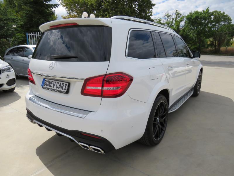 Mercedes-Benz GLS - image 6