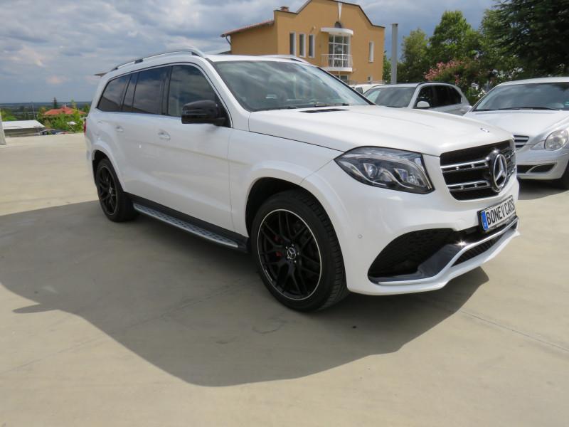 Mercedes-Benz GLS - image 4