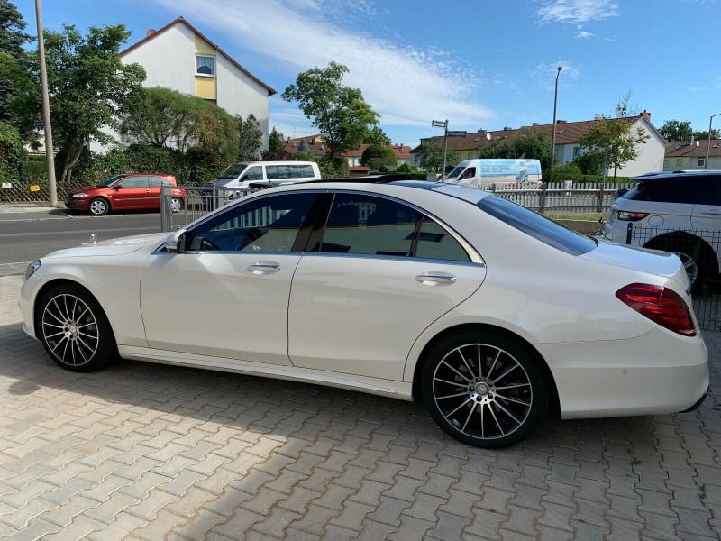 Mercedes-Benz S 350 - image 8