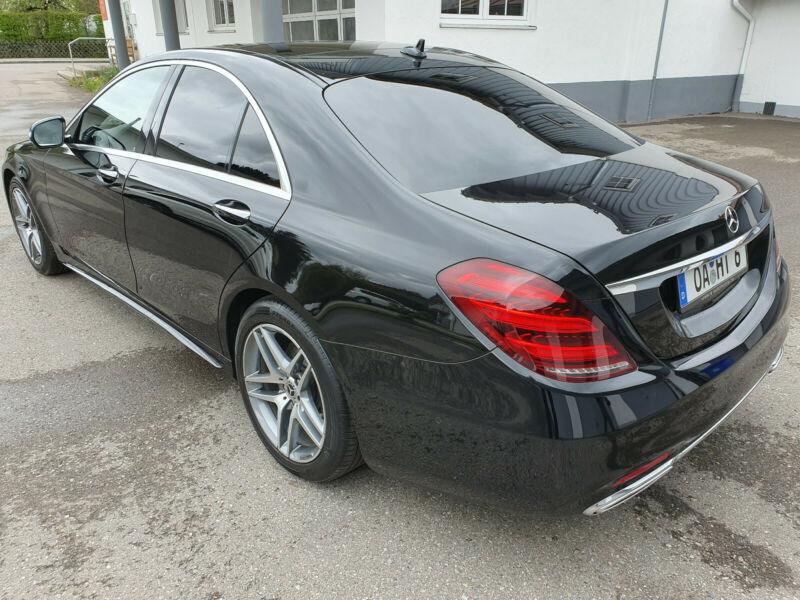 Mercedes-Benz S 350 - image 7